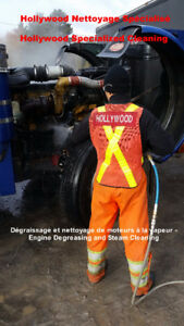 Lavage à Pression Mobile - Mobile Pressure and Truck Wash
