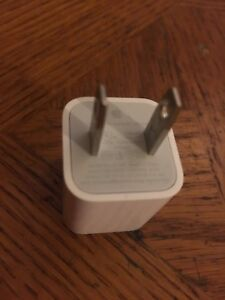 Apple 5W USB Power Adapter wall charger