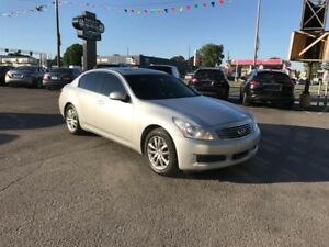 Infiniti G35 Sedan Luxury AWD-CUIR-TOIT-CAMERA DE RECUL 2007