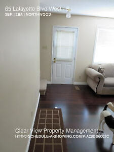 Lafayette Blvd Townhouse located 5 min to UofL