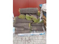 30 rolls of turf for sale