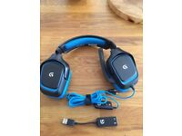 Logitech G430 Gaming Headset with 7.1 Dolby Surround