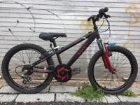 Hood Guru boys mountain bike