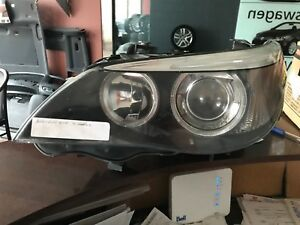 2004 - 2010 BMW 5 series headlights