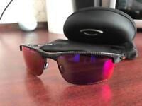 Oakley carbon blade sunglasses carbon fibre brand new genuine