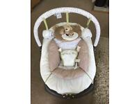Baby bouncer - only used handful of times - £25