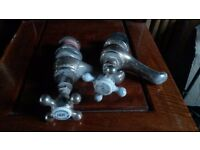 Taps: salvaged silver taps