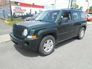 JEEP PATRIOT SPORT 2010***GARANTIE 1 ANS OU 15000KM INCLUS***