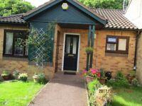 1bedroom semi bungalow in northamptonshire