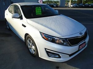 2015 Kia OPTIMA LX SE PACKAGE