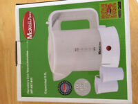 Travel kettle nearly new
