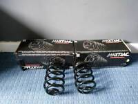 Maxtrac front and rear coils