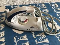 Folding Travel Iron (with a steamer)