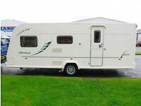 Bailey Oylmpus 525 5 Berth Caravan