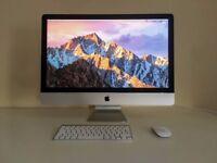 iMac 27inch (late 2013) 3.2GHz Quad-core Intel Core i5 / 16GB RAM / 1TB Fusion Drive