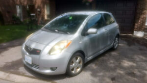 2006 Toyota Yaris RS Hatchback $1900 - As Is