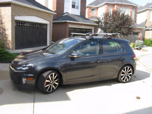 2012 Volkswagen GTI with Extended Warranty until 2019