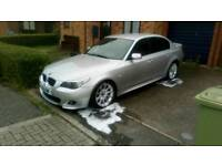 BMW 5 series m sport auto 3.5d