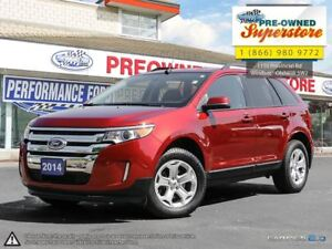 2014 Ford Edge SEL***ALLOY WHEELS**