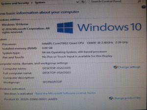 WINDOWS 10 HOME OR PRO×××ONLY $35×××INSTALLED×××DONE SAME DAY