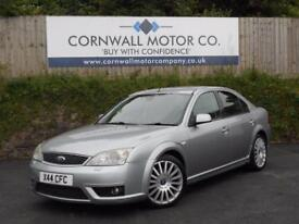 FORD MONDEO 3.0 ST220 4d 226 BHP HYDROCELL CONVERSION 30% BETT (silver) 2004