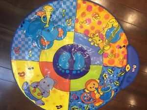 Fisher price jumper roo and musical mat for under