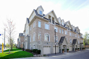 Beautiful Freehold Townhome, 3 Bed 3 Bath, Willowdale North York