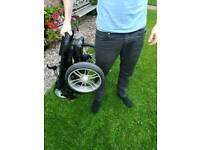 Stewart R1 Push Trolley