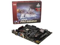 Asus Z170 Pro Gaming Motherboard - NEW