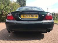 JAGUAR S TYPE V8 4.0 300BHP BANGS AND POPS