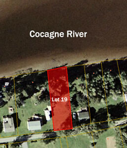 Babineau Beach Lot for Sale! Only 30min from the City! Babineau