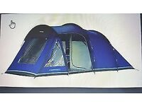 Almost new Vango Odyssey 500 5 man tent.