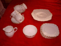Royal Albert Crown China Tea Set 1950'S