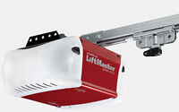 Automatic Garage door opener installation by professional tech