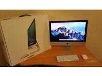 Late 2013 iMac 21.5 2.9 GHz, Nvidia 750M STILL HAS APPLE CARE WITH RECEIPT