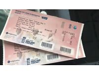 England v West Indies tickets Sunday 20th Aug