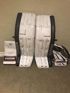 Vaughn Pro Goalie Equipment