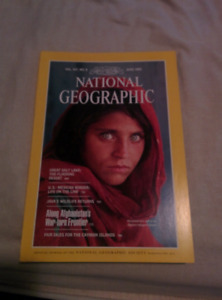 National Geographic vol.167,no.6 June 1985