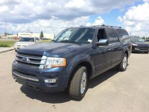 2017 Ford Expedition MAX Limited MAX 4x4 301a pkg, Moonroof, Pow