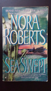Nora Roberts - Various Books - Hard and Soft Cover