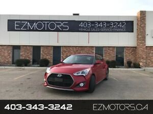 2016 Hyundai Veloster Turbo--LOW KMS--WE FINANCE!