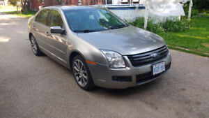 Get Ready For Back To School 2009 Ford Fusion SEL
