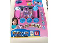 Vtech kidizoom TWIST PLUS camera -brand new -box never opened
