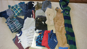 Boys 18 month Fall/Winter Clothing in GUC