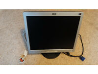 HP L1706 17 inch monitor