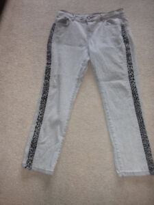 Diane Gilman Jeans, like new, worn a couple of times. 10.00 ea