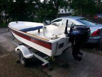 Dorry Italian Molinari racing catamaran 3.6.