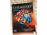 A Level/University Level Chemistry textbook