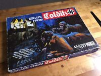 ESCAPE FROM COLDITZ - 1973 VINTAGE BOARD GAME