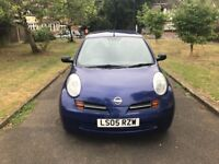 Nissan Micra 1.2 16v S 3dr, p/x to clear NEW CLUTCH AT 97000